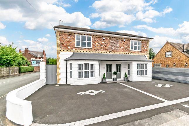 Thumbnail Semi-detached house for sale in Raymond Avenue, Stockton Heath, Warrington