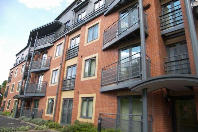 Thumbnail Flat to rent in Manor Road, Edgbaston, Birmingham, West Midlands