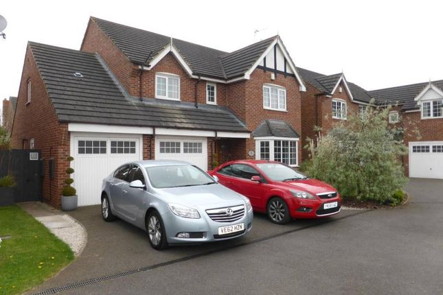 Thumbnail Detached house for sale in White House Way, Epworth, Doncaster