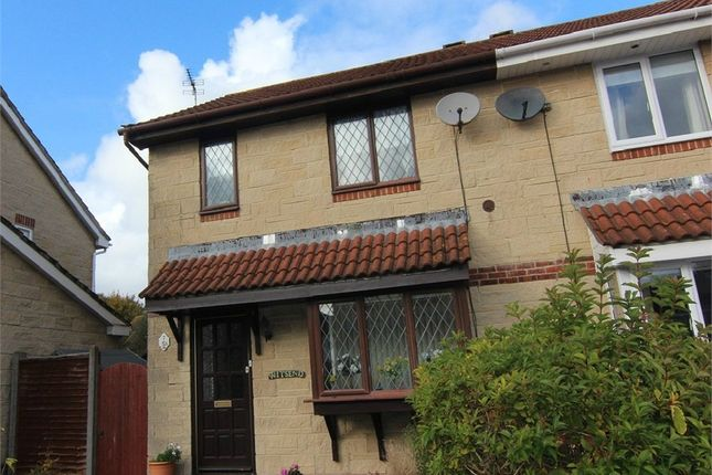 Thumbnail Semi-detached house for sale in Harvey Close, Weston-Super-Mare