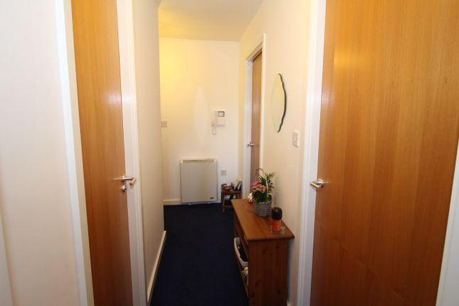 Entrance Hall of Willowbank Apartments, Willowholme Road, Carlisle CA2