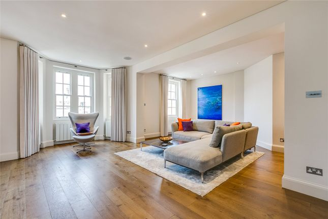Thumbnail Flat for sale in Tenby Mansions, Nottingham Street, Marylebone, London