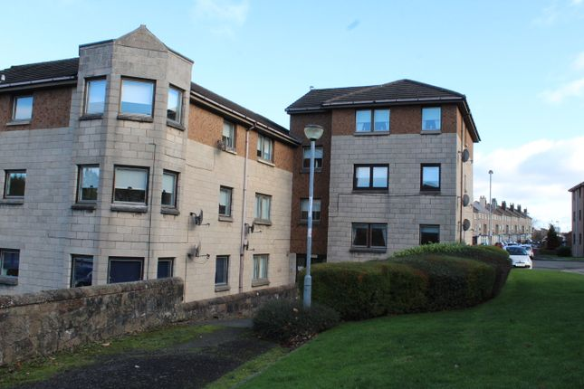 Thumbnail Flat to rent in Dunbeth Road, Coatbridge