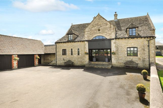 Thumbnail Detached house for sale in Lapdown Lane, Tormarton, Badminton, Gloucestershire