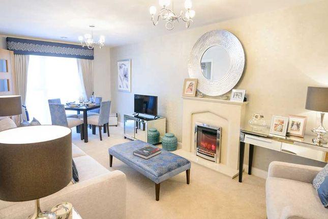 Thumbnail Flat for sale in St. Marys Lane, Upminster