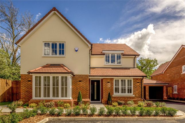 4 bed detached house for sale in Little Saddles, Rectory Lane, Shenley, Radlett WD7