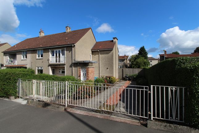 Thumbnail Flat for sale in Mitchell Street, Coatbridge, North Lanarkshire
