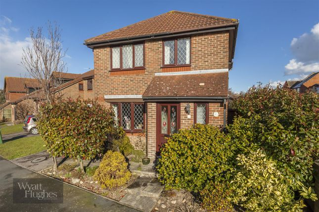 Thumbnail Detached house for sale in Landsdowne Way, Bexhill-On-Sea