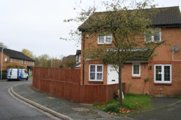 Thumbnail Semi-detached house to rent in Abbey Close, Hayes