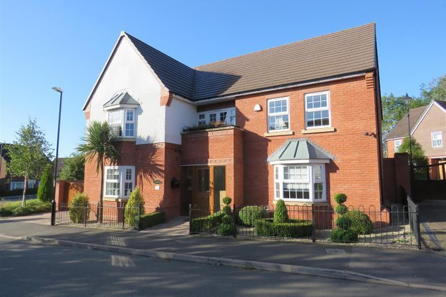 Thumbnail Detached house for sale in Poundgate Lane, Westwood Heath, Coventry