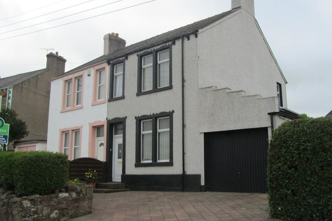 Thumbnail Property to rent in Main Road, High Harrington, Workington