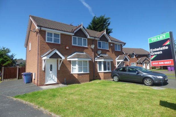 Thumbnail Property to rent in Rame Close, Liverpool