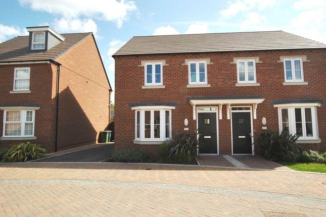 Thumbnail Semi-detached house for sale in Bufton Lane, Doseley Park, Doseley, Telford