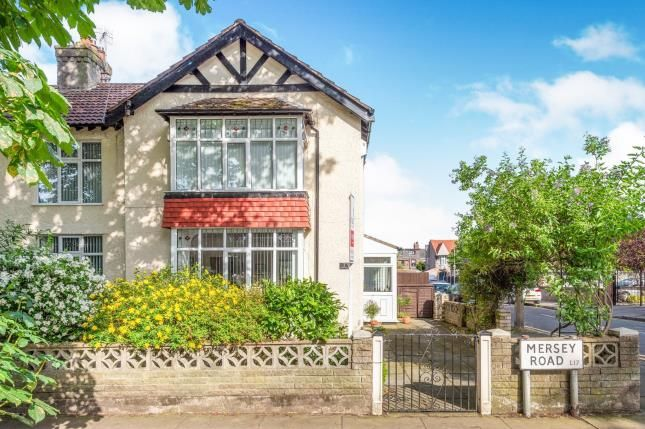Thumbnail Semi-detached house for sale in Mersey Road, Aigburth, Liverpool, Merseyside