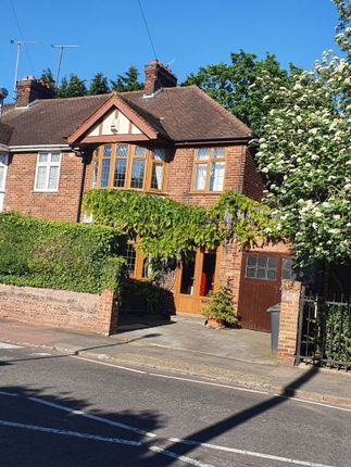 End terrace house for sale in Old Bedford Road, Luton