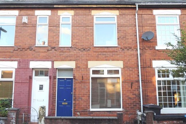 Thumbnail Terraced house for sale in Fernleigh Avenue, Levenshulme, Manchester