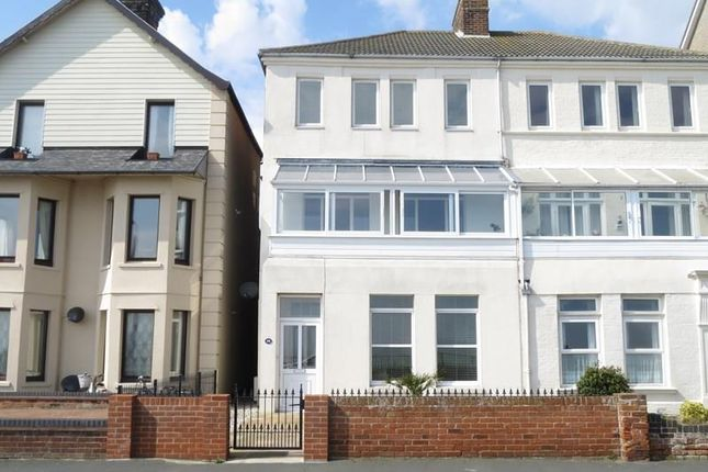 Thumbnail Semi-detached house for sale in Marine Parade, Harwich