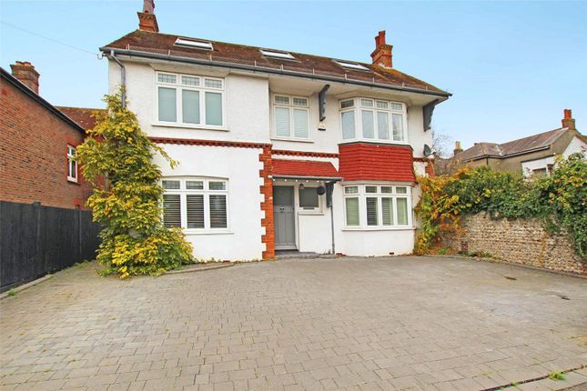 Thumbnail Detached house for sale in Abbotts Close, Worthing, West Sussex
