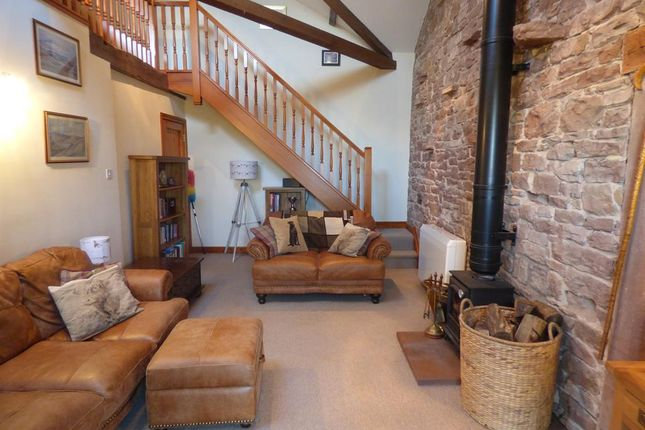 Thumbnail Terraced house for sale in The Cottage, The Street, Wigton