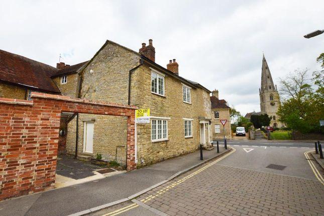 Thumbnail End terrace house to rent in Bridge Street, Olney