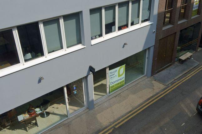 Thumbnail Retail premises to let in 67 Charlotte Road, London