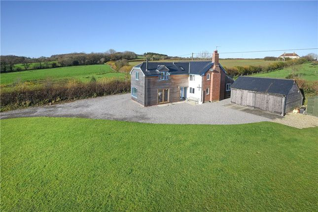 4 bed detached house for sale in Rampisham, Dorchester, Dorset