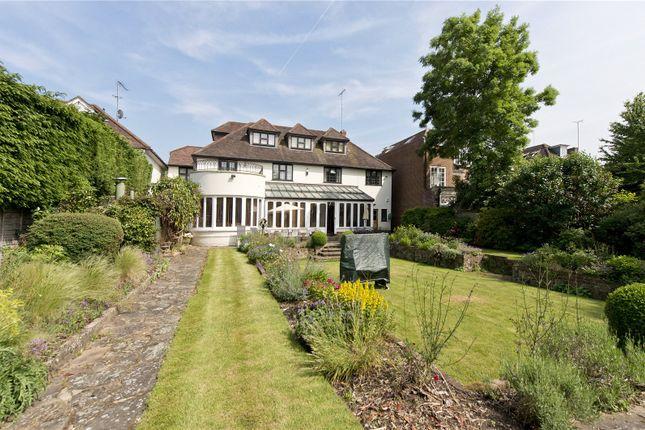 Thumbnail Detached house for sale in Roedean Crescent, Richmond Park, London