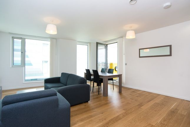 2 bed flat to rent in Torrent Lodge, 11 Merryweather Place, London SE10