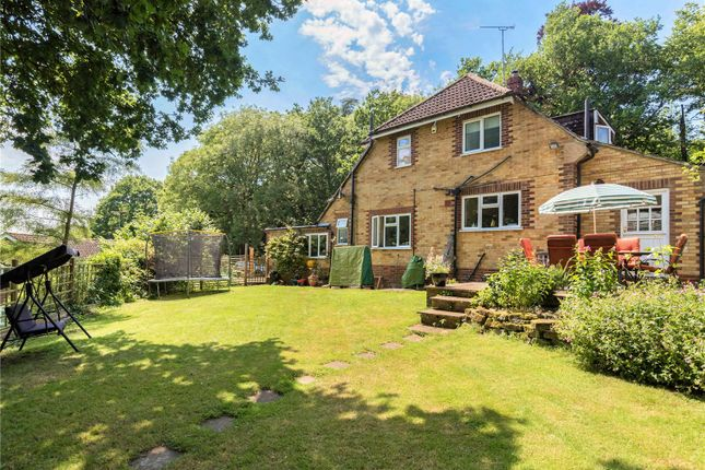 Thumbnail Detached house for sale in Boundary Road, Rowledge, Farnham, Surrey