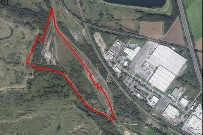 Thumbnail Industrial to let in Land At Kenfig Industrial Estate, Kenfig