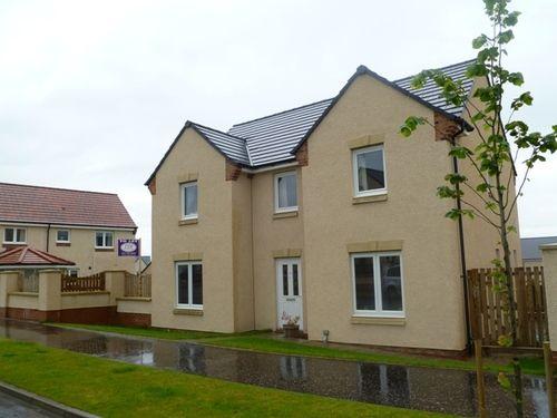 Thumbnail Detached house to rent in South Quarry Drive, Gorebridge