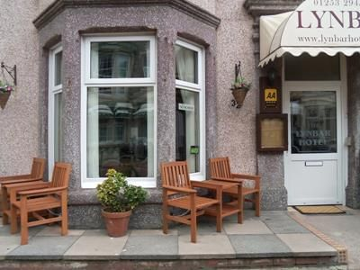 Thumbnail Hotel/guest house to let in Vance Road, Blackpool
