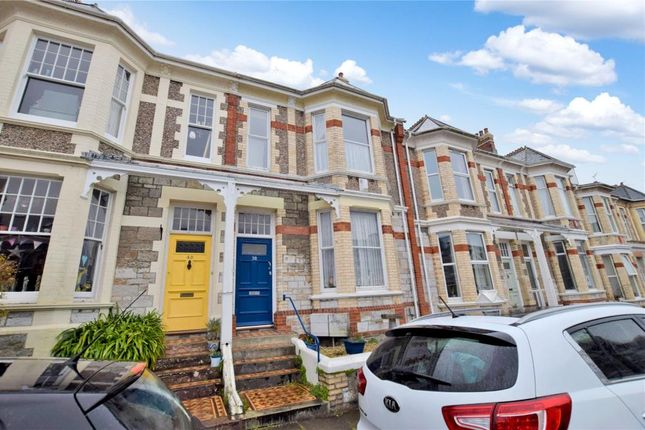 Thumbnail Flat for sale in Hillside Avenue, Plymouth, Devon