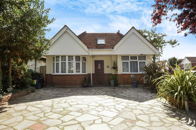 Thumbnail Detached bungalow for sale in The Drive, Ewell, Epsom