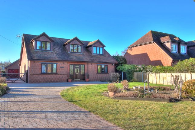 Thumbnail Detached house for sale in Sherfield Road, Bramley, Tadley