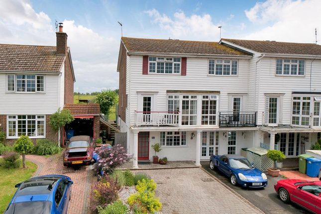 Thumbnail Property for sale in Conyer Quay, Conyer, Sittingbourne