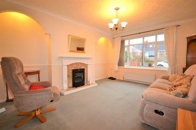 Thumbnail Semi-detached bungalow for sale in Fields Road, Lepton, Huddersfield