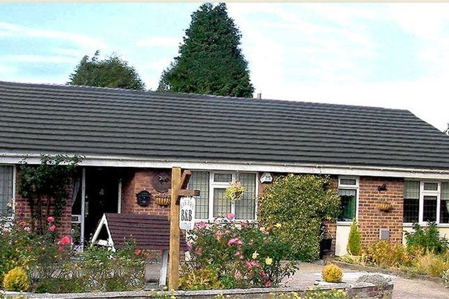 Thumbnail Detached bungalow for sale in Black Horse Cottage, High Street Bean, Bean, Kent