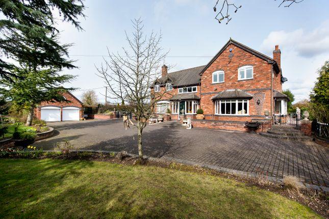 Thumbnail Detached house for sale in Portleys Lane, Drayton Bassett, Tamworth