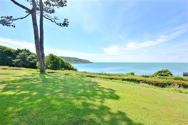 2 bed flat for sale in Granville Road, Totland Bay, Isle Of Wight
