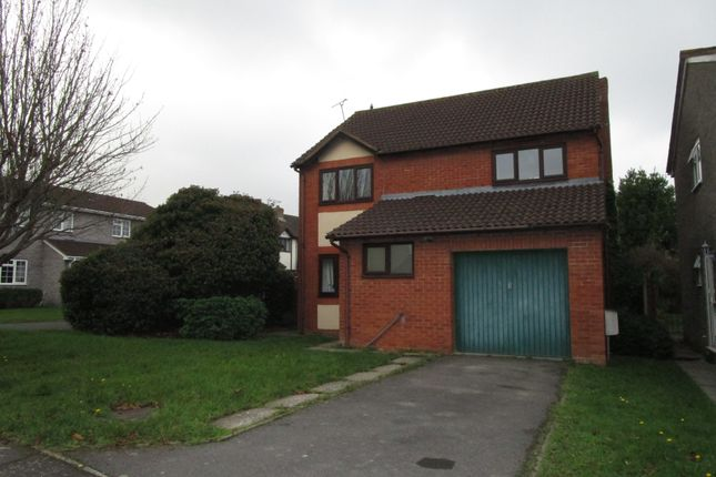 Thumbnail Detached house to rent in Broadoak Road, Langford, Bristol