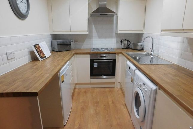 Thumbnail Property to rent in West Gate, Mansfield