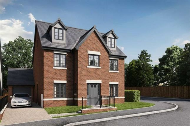 Thumbnail Detached house for sale in Copper Beeches, Killay, Swansea