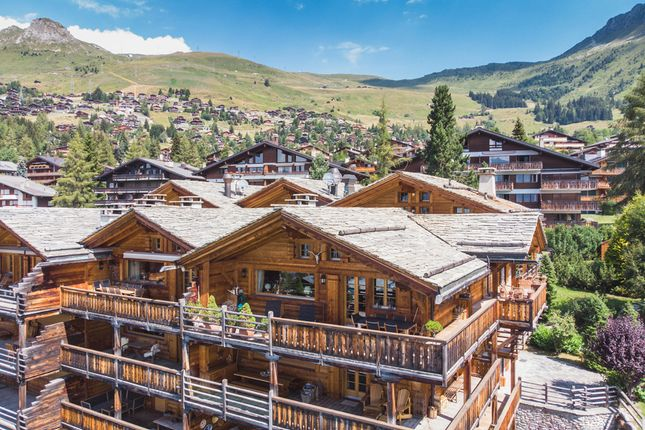 Thumbnail Apartment for sale in Verbier, Valais, Switzerland