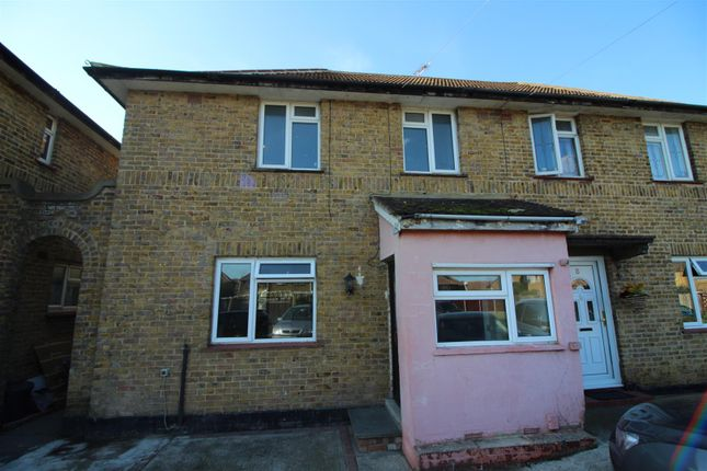 Thumbnail Semi-detached house to rent in Princes Road, Canvey Island