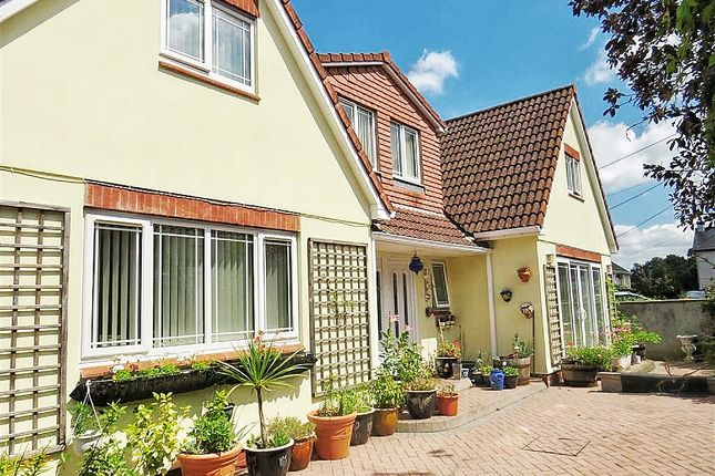 Thumbnail Detached house for sale in Maidenwell Road, Plympton, Plymouth