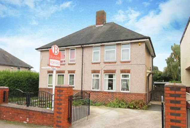 Semi-detached house for sale in Lichford Road, Sheffield, South Yorkshire