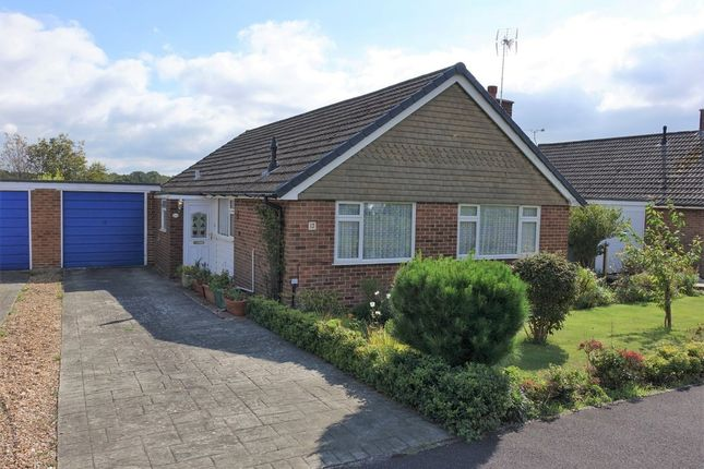 Thumbnail Detached bungalow for sale in Overbrook, Hythe, Southampton
