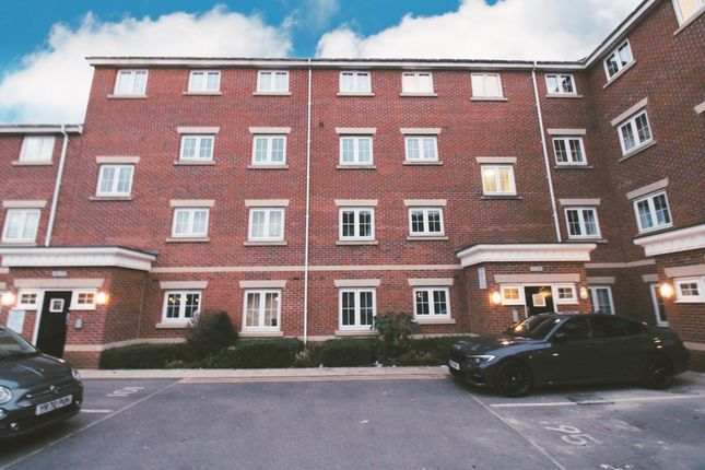 2 bed flat for sale in Jenkinson Grove, Armthorpe, Doncaster DN3