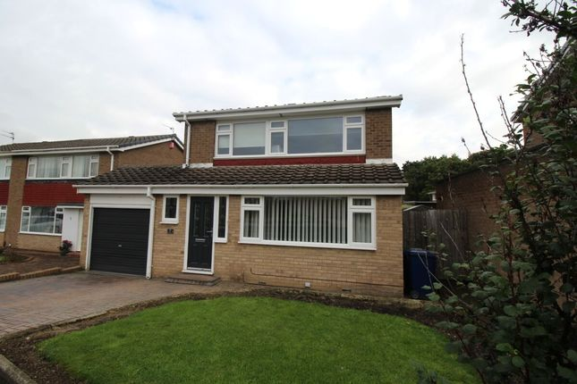 3 bed detached house to rent in Gleneagle Close, Chapel Park, Newcastle Upon Tyne NE5